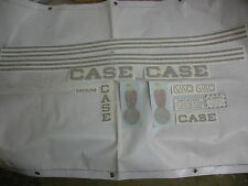 CASE Model VC Tractor Decal Set Vinyl Cut -  NEW FREE SHIPPING