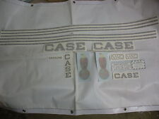 Case Model Vc Tractor Decal Set Vinyl Cut New Free Shipping