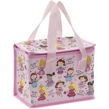 Fairies Girls Princess Lunch Bags Cool Bag Picnic Bags School Lunchbox Insulated