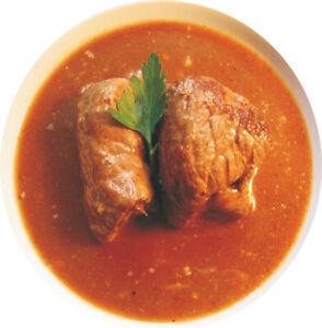 Rinder-Roulade (ca. 400 g) nur erwärmen Niederbayr.Metzgerei Kroiss