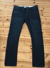 Denham Razor Skin Fit Blue Jeans Waist 36 34 Leg. Never Worn No Tags