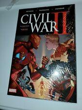 CIVIL WAR II HC HARD COVER GRAPHIC NOVEL Bendis