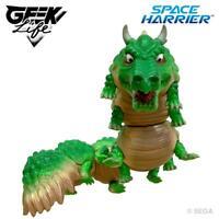 SPACE HARRIER SQUILLA 12inch Dragon Boss Retro Game SEGA sofubi vinyl figure Toy