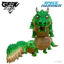 Space Harrier Squilla 12inch Dragon Boss Retro Game SEGA Sofubi Vinyl Figure Toy