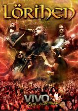 DVD + 2 CD SET (3pcs) LORIHEN VIVO SIN CONTROL BRAND NEW SEALED LIVE