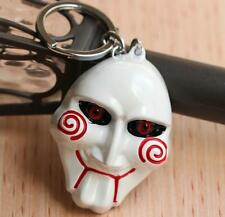 DZ1271 SAW I want to play a game GAME OVER Metal alloy Keychain Keyring