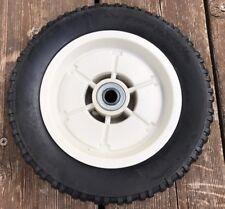 Honda HR214 Lawn Mower Front Wheel 42710-VA3-J00 & BearIngs Excellent!