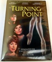 The Turning Point (DVD,2005)Shirley MacLaine, Anne Bancroft, Mikhail Baryshnikov
