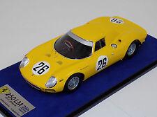 1/18 Looksmart MR Ferrari 250 LM 1965 2nd place #26 Dumay - Gosselin