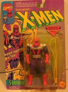 MARVEL The Uncanny X-Men Senyaka Figure Mosc New Toybiz