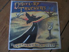 """DRIVE-BY TRUCKERS """"SOUTHERN ROCK OPERA"""" SEALED VINYL LP 2003"""
