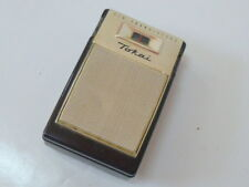 Tokai Mini Transistor Radio, Six Transistors, MW, Neu im Etui, unbenutzt, um1960