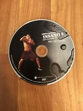 Insanity - Max Recovery - Beachbody - Replacement Disc Dvd Only