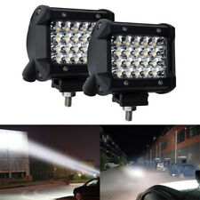 4'' 200W LED Work Light Bar Jeep Driving Lamp Fog Off Road SUV Cars Boat Truck