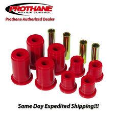 Prothane 88-02 Chevrolet C10 C20 C1500 Pickup 2WD Control Arm Bushing Kit 7-205
