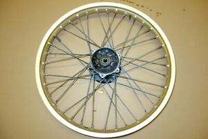 Aprilia Tuareg 350 600 rotax front wheel rim akront