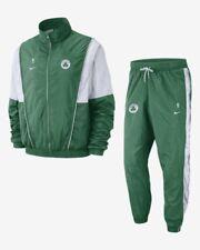Nike Boston Celtics Men's NBA Tracksuit XL Green White AH8809-312 Tuta Irving