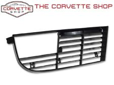 C3 Corvette Front Lower Grille Grill Right Hand RH Black Plastic 1975-1979 2314