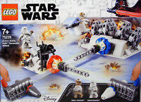 LEGO Space Star Wars 75239 Action Battle Hoth Generator Attack Atacke  NEU
