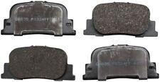 Disc Brake Pad Set-ProSolution Ceramic Brake Pads Rear Monroe GX835