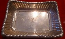 Made By Reed & Barton Tray Sterling Silver Large Tray X304 534 Grams Vintage