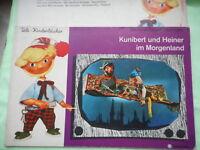 Fernseh-Sandmännchen erzählt: Kunibert und Heiner im Morgenland 1970 Jenning