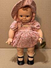 Vintage Cameo Kewpie Scootles Rose O'Neill's Vinyl 629 Doll