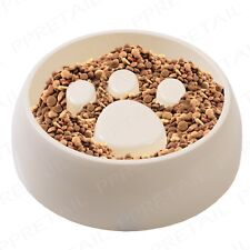 1000ml Large Dog Non Slip Slow Feed Feeding Bowl BLOAT PREVENTING Anti-Gulping