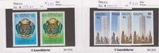 Nauru - 1978 Commemorative Sets. Sc. #159-64, SG #168-73. Mint NH