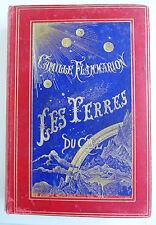 camille flammarion les terres du ciel voyages astronomique 1884