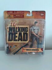 Figurine The Walking Dead - Série 1 - Rick Grimes - McFarlane Figure