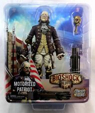 "BIOSHOCK Infinite - Benjamin Franklin 9"" Action Figure (NECA) #NEW"