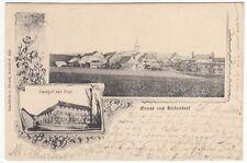 Post Ansichtskarten vor 1914 aus Baden-Württemberg