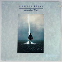 Howard Jones - Cross That Line (1989) [SEALED] Vinyl LP • IMPORT