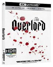 Overlord (2018) 4k Ultra HD/Blu-ray/Digital Paramount Pictures Pre-Order 2/19/19