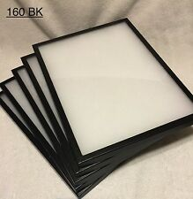 "5-160 Riker Mount Display Case Shadow Box Frame Tray  16"" X 12"" X 3/4"""