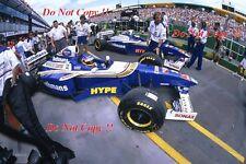 Jacques Villeneuve Williams FW19 Australian Grand Prix 1997 Photograph 1