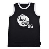 Men Above The Rim Movie Birdie #96 Tournament Shoot Out Jersey Basketball Jersey