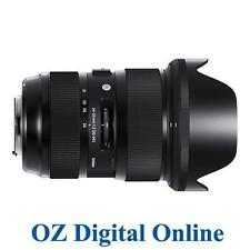 Sigma Art f/2 Camera Lenses for Nikon