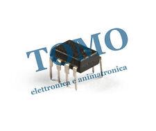 TL081 circuito integrato THT DIP8 Amplificatore operazionale