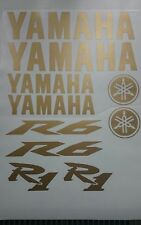 *****yamaha decal set fairing r1 r6****