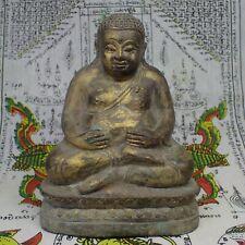 Buddha Talisman Phra Sangkachai Brass Statue Buddhism Amulet Amazing Sangkchai