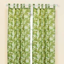 Barand New Safari Camouflage Drapes - Long Curtains Window Treatments Bedding