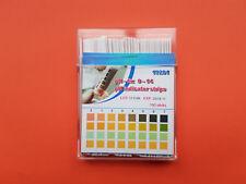 100 Stück pH Teststreifen Teststäbchen Indikatorpapier NEU