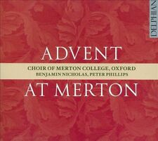 Choir of Merton College, Oxford, New Music