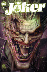JOKER #1 JOHN GIANG VARIANT NM 1st PRINT DC COMICS LIMITED TO ONLY 1000 WITH COA