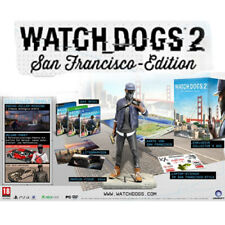 Xbox One Spiel Watch Dogs 2 San Francisco Collectors Edition NEU