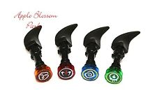 NEW Lego Ninjago Ninja Set/4 BLACK FANG BLADES Snake Minifig Knife Dagger Weapon