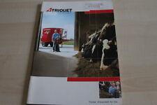 128231) Trioliet - Modellprogramm - Prospekt 200?