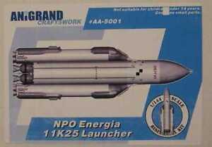 Anigrand Models 1/144 Russian NPO ENERGIA 11K25 Rocket